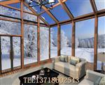 木包铝门窗封阳台的优越性