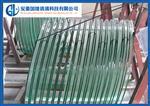 安徽钢化玻璃磨边倒角加工5-22mm