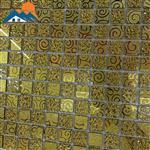 装饰用马赛克玻璃背景墙用玻璃马赛克直裁马赛克厂家
