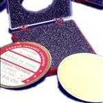 美国Kocour 玻璃行业用电解测厚仪标准片