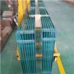 河北邯郸10mm超白+1.52pvb+10超白夹层钢化玻璃