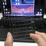广东健鸿LED玻璃盖板高精度蚀刻加工