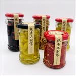 玻璃瓶厂家生产批发老干妈玻璃瓶配套瓶盖