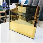 金黄色镀膜中空玻璃幕墙