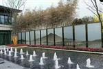 莱州市艺术玻璃屏风