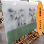 永兴机械公司专业定制夹丝夹胶艺术玻璃