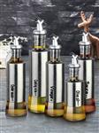 玻璃瓶厨房用品控油壶调味品瓶防漏酱油瓶醋瓶