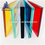 彩色夹胶装饰家具玻璃