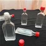 现货批发4ml 8ml风油精玻璃瓶 玻璃制品 丝印定制 厂家供应