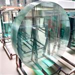 江西安远多用途高清钢化玻璃12mm厚
