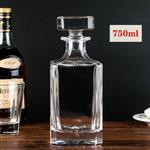 750毫升光板玻璃酒瓶