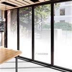广州厂家供应磨砂渐变玻璃钢化隔断玻璃