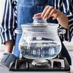 耐热玻璃锅器皿煲汤大容量电陶炉天然气光波炉加厚玻璃透明汤锅