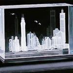 5mm激光内雕玻璃