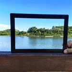 定制3mm 显示器专用AR玻璃 减反射玻璃 高透光玻璃
