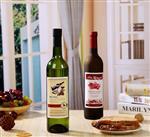 透明玻璃红酒瓶 葡萄酒瓶 冰酒瓶