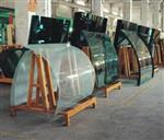 河南航空港区6毫米圆弧热弯玻璃报价安装