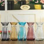玻璃花瓶 玻璃工艺品加工 水培玻璃容器 装饰插花容器