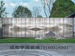 成都夹丝玻璃生产厂家可提供安装服务19160316301