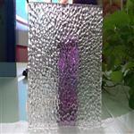 嘉颢特玻 家居装饰热熔玻璃简约透光独特雕刻设计 厂家定制