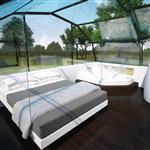 双钢化夹胶超白玻璃 门窗幕墙安全pvb夹胶中空玻璃 屋面玻璃定制