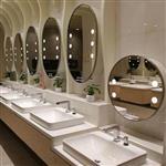 通州区安装玻璃隔断 更换幕墙玻璃 销售及安装舞蹈镜