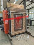 超级好用的防火玻璃烧检炉山东潍坊力创节能玻璃