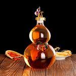 河北艺术工艺手工艺葫芦型空瓶泡酒瓶大容量酒盛酒器3300ml