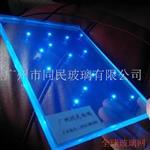 LED发光玻璃