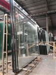 辽宁大连12毫米超白中空钢化玻璃加工