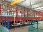 南平市15毫米19mm超白大板弯弧钢化玻璃