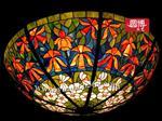 教堂彩色玻璃|彩色教堂玻璃|教堂穹顶玻璃|圆博工艺