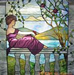 彩绘玻璃 彩色镶嵌玻璃 教堂玻璃