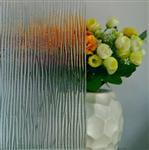 压花玻璃-木纹