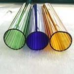 彩色玻璃棒,玻璃管