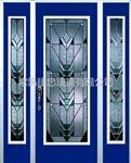 中空铁艺玻璃