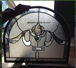 批量型黑条镶嵌玻璃