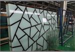 丝印彩釉玻璃厂家生产