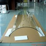 小半径弯钢玻璃