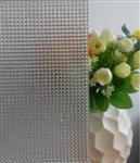 深圳压花玻璃超白大银珠