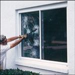 高强度防砸窗