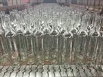 上海玻璃白醋瓶