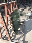 东阳门窗钢化玻璃