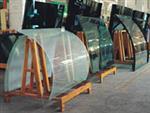 郑州弧形玻璃