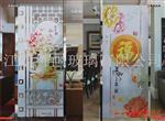 南昌艺术玻璃玄关