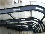 建筑弧形玻璃