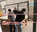 非高压釜PVB夹胶设备在伊拉克调试