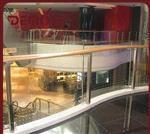 商场护栏夹胶玻璃
