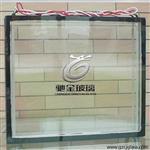 广东电加温玻璃通电除雾玻璃厂家价格