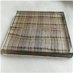 钢化夹胶夹丝玻璃